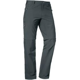 Schöffel Koper Pantaloni Uomo, charcoal